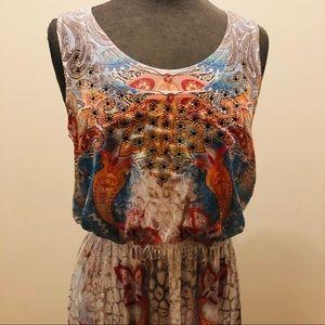 Summer Dress by Boston Proper